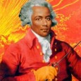 "An artist exchange between the National Symphony Orchestra, Asheru and Tamika ""Love"" Jones – Celebrating the music of Chevalier de Saint-Georges, ""The Black Mozart."""