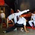 The adult Capoeira Class on Sunday at BloomBars, normally 11 am - 12 pm, is canceled; it will resume as usual next week.