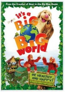 It s a Big, Big World: Be Healthy and Happy movie