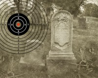 Cemetery Target