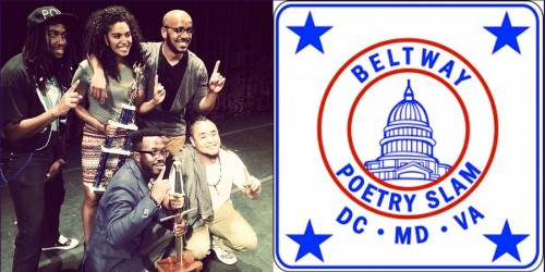 Saturday, September 27th at 8pm $10 donation (all proceeds to benefit The Beltway Poetry Slam) Read what The Washington Post had to say about this year's team at: http://www.washingtonpost.com/express/wp/2014/08/15/d-c-s-beltway-poetry-slam-triumphs-at-the-national-poetry-slam/ RSVP...